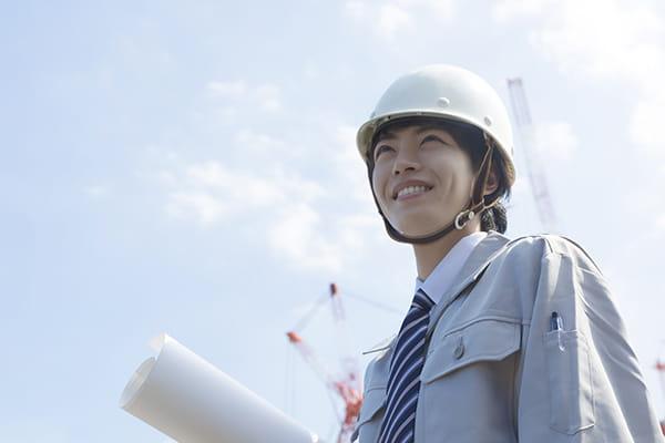 建築施工管理(補助)のイメージ