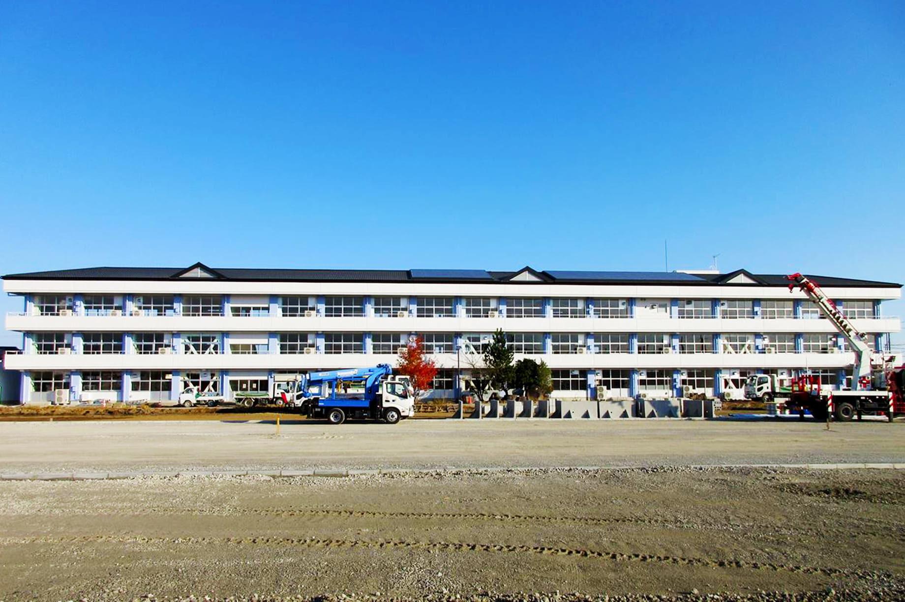 浪江創成小中学校